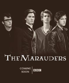 Oh I wish, <3 The Marauders flashbacks are my favorite parts of Harry Potter books.
