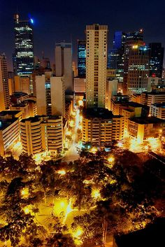 Makati city, Philippines. From the Philippines but have been living in Canada for years now. I would love to move back and retire there.