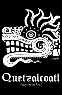 Quetzalcoatl, with the nostril as a 6 and the cheek as another 6 or two.