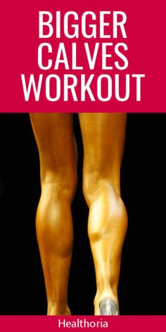 How To Get Bigger Calves - Bigger calves workout. Want your calves to look like two turtles wrestling? Do this workout to get - Weekly Workout Plans, Workout Schedule, Workout Guide, Leg Workout Women, Workout Plan For Women, Bigger Legs Workout, Bigger Calves, Arm Flab, Calf Exercises