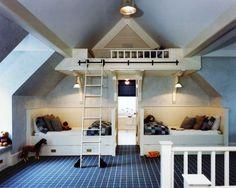 20 Atemberaubende Bauernhaus Kinder Schlafzimmer Design Ideen