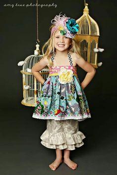 Cute outfit w/OTT bow