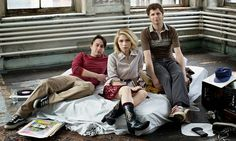 """OCTOBER 20, 2014, """"I'm currently acting in This is Our Youth at the Cort Theatre on Broadway until January 2015. How can you even stand the unabashed enthusiasm of the trio below?"""""""