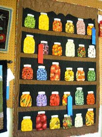 I've made napkins out of this food fabric.   Quilting ideas ... : mason jar quilt shop - Adamdwight.com