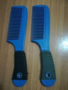 Size: Color: The Colour Is Random. Curly Hair Care, Curly Hair Styles, Tooth, Hairstyle, Plastic, Random, Blue, Hair Job, Hair Style