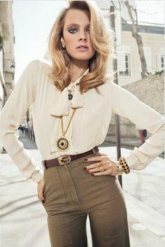 Sautoirs Seventies- seventies necklaces
