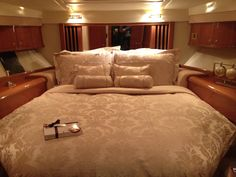 Your Forward Cabin County Clare, Luxury Yachts, Spa Treatments, Cabin, Furniture, Home Decor, Decoration Home, Room Decor, Cabins