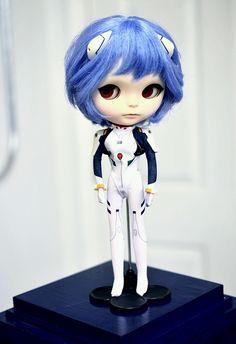 [ ready to travel ] by Erin Deir ♥, via Flickr blue hair