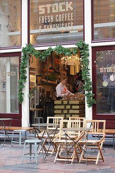Stock Café | Amsterdam