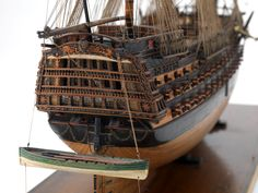 Impregnable; Warship; First rate; 100 guns - National Maritime Museum