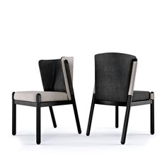 Katana - Chair & Table on Behance Dinning Chairs, Old Chairs, Eames Chairs, Upholstered Chairs, Outdoor Chairs, High Chairs, Adirondack Chairs, My Furniture, Design Furniture