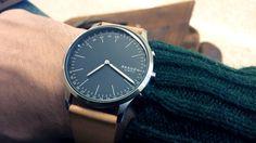 In Review: The Skagen Jorn Hybrid Smartwatch