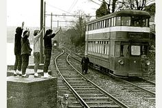 Mumbles Light Railway and Tramway. Mumbles and Oystermouth, Swansea, Wales. Swansea Wales, Steam Railway, Wales Uk, Bus Coach, Cymru, Diesel Locomotive, Steam Engine, British History, Days Out