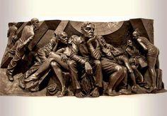Large Sculptures | Paul Day Sculpture