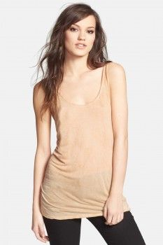 Leith Leith Scoop Back Knit Tank