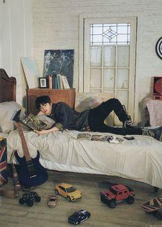 20170524 Japan Album scanned photo #INFINITE #SungJong