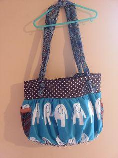 Knotty Girl Boho Bag