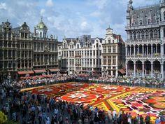 Bruxelles, Belgique - Tarifs brûlants pour un bel été à Bruxelles - Bon plan voyage de Belvedair à partir de 22€