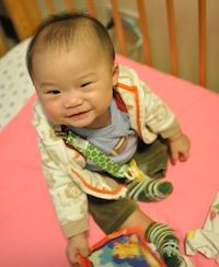 Sponsor a baby in Taiwan Xi En's Baby Home. Your support provides + Formula and cereal + Diapers & wipes + Clean bottles, clothing, bibs, and bedding + Immunizations and medicine as needed + Care by attentive nannies + A safe, bright, clean nursery environment