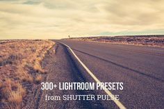 Check out 300+ Professional Lightroom Presets by Shutter Pulse on Creative Market