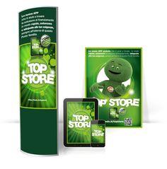"""""""Top store"""": campagna sui punti vendita, nuova APP per trovare il finanziamento giusto."""