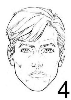 Beautynewbie.com: 10 Blank Face Chart Templates (Male Face Charts and Female Face Charts)