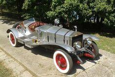 """""""Rolls-Royce"""" 40/50 & Louis Vuitton ... by Dr.Pierre Boucard's Paris/1914"""