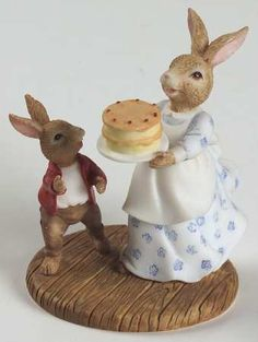 Bunnykins By Royal Doulton | ROYAL DOULTON BUNNYKINS-RESIN at Replacements, Ltd