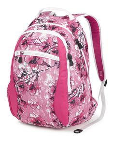 6567f9fb36a8 eTOUNES   Womens Curve Backpack Floral