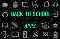 Apps are the wave of the future, man. Soon every classroom will be filled with apps of all shapes and sizes, replacing your books, and maybe even your friends. But until then, you need apps on...
