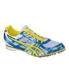 4b5bc4d96914 ASICS Malibu Blue Hyper-Rocketgirl 6 Track   Field Shoe