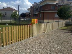 SAND ITALIA – Recinzione per asilo
