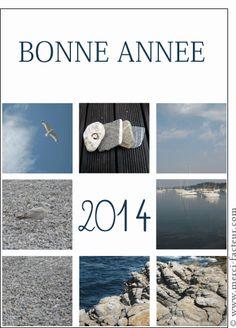 Carte Carte de voeux maritime pour envoyer par La Poste, sur Merci-Facteur !