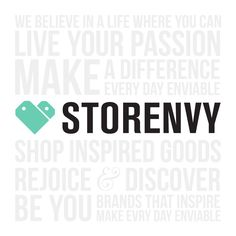 Discover inspired goods from authentic brands. Or, build your own brand with a free store.