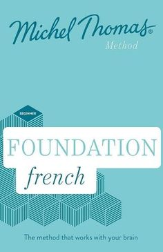 Total Foundation Course: Learn French By Michel Thomas New Audio CD Book