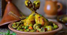 Riz à l'espagnole (Arroz con pollo) Beignets, Algerian Cookies Recipe, Cookie Recipes, Dessert Recipes, Desserts, Samar, Harira, Mini Hamburgers, La Marmite