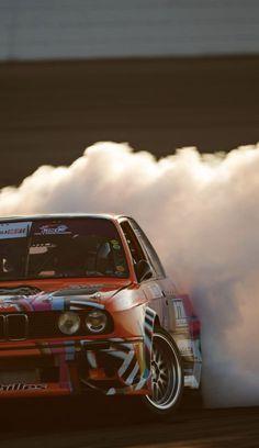 Cool Sports Cars, Sport Cars, Cool Cars, Bmw E30, Image Moto, Best Jdm Cars, Street Racing Cars, Nascar Racing, Jdm Wallpaper