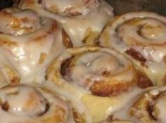 Awesome Cinnamon Rolls #justapinchrecipes