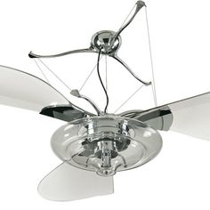 "Found it at AllModern - 58"" Jellyfish 3 Blade Ceiling Fan"