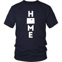Proud to be from Colorado? Sweet Home Colorado State t-shirt is perfect for you. Show off your Colorado pride with an amazing home state t-shirt!