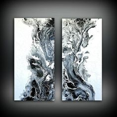 Abstract Art Original Painting Acrylic Painting Abstract Painting, Black and White Wall Hanging, Extra Large Wall Art, Wall Decor 48 x 48 Abstrakte Kunst Original Gemälde Acryl-Malerei abstrakte Extra Large Wall Art, Abstract Art Painting, Large Canvas Wall Art, Art Painting, Abstract Artists, Abstract Painting, Art Painting Acrylic, Art, Abstract