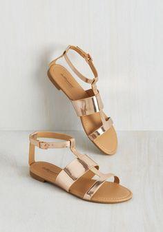 fb05ffb1ddf5e Amelia Foster 👑🎀SANDALS · All in Good Shine Sandal - Flat