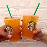 Starbucks: BOGO FREE Valencia Orange Refreshers Coupon on http://hunt4freebies.com/coupons