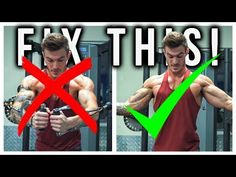 How To: Chest Flyes (3 EASY FIXES!) - YouTube