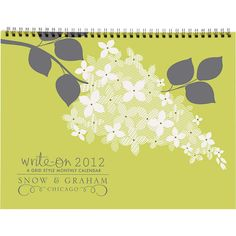 Gorgeous wall calendar - thinking of my office