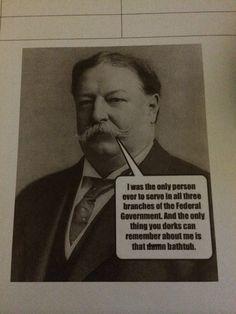 Poor Taft