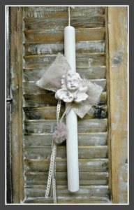 O Ladder Decor, Easter, Candles, Home Decor, Decoration Home, Room Decor, Easter Activities, Candy, Candle Sticks