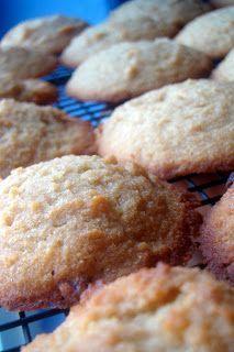 Nourished and Nurtured: Maple Coconut Cookies (grain-free : dairy-free : primal : paleo : gluten-free)
