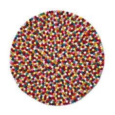 CASANOVA Møbler — Hay - Pinocchio tæppe - multifarvet