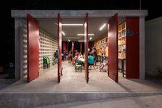 Salas de Leitura / Fernanda Canales   ArchDaily Brasil